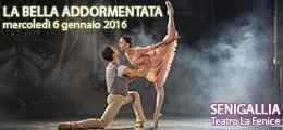 Balletto del Sud in La Bella Addormentata