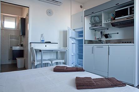 Camera Residence La Nave