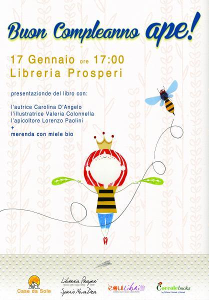Buon Compleanno Ape Ascoli Piceno Ap 17 01 2015 Marche In Festa
