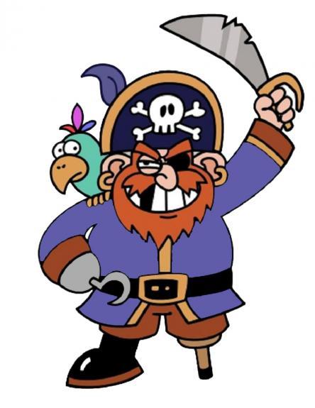Escursione coi pirati del conero ancona an 10 05 2015 - Pirata immagini da colorare i pirati ...