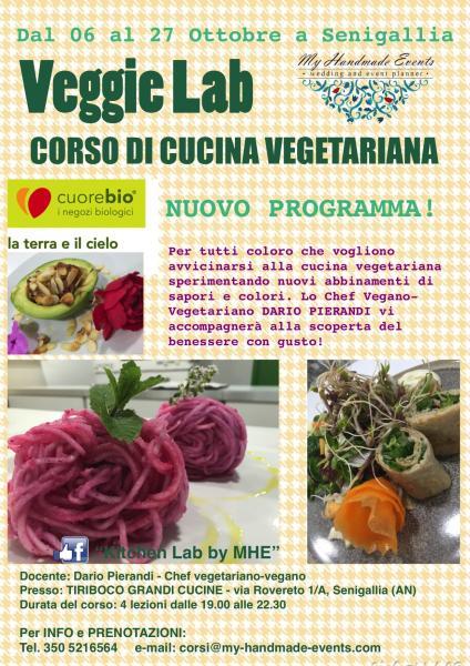 corso di cucina vegetariana, senigallia an, 06/10/2015 - marche in ... - Corso Cucina Vegetariana