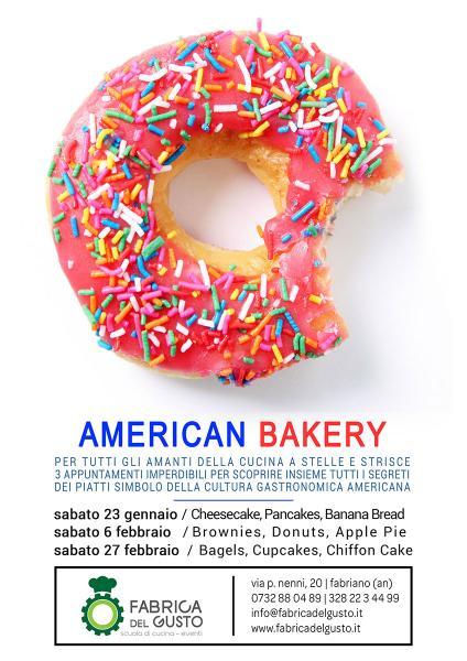 Corso di cucina american bakery fabriano an 23 01 2016 - Corso di cucina potenza ...