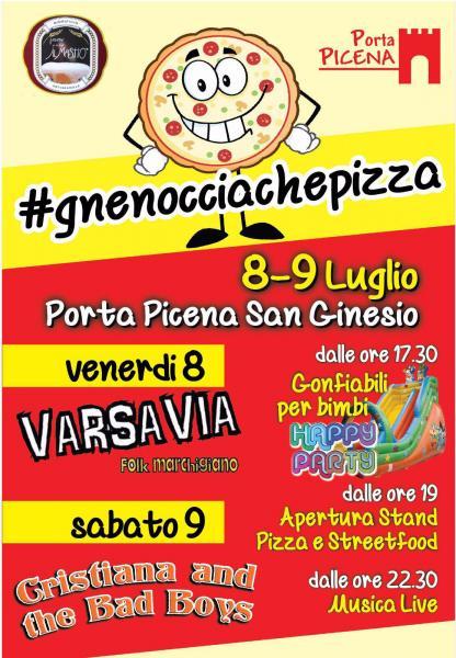 #Gnenocciachepizza