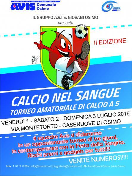 """""""CalcioNelSangue"""""""