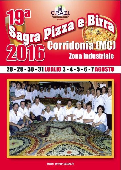 19° Sagra Pizza e Birra