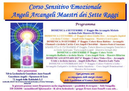 Angeli Arcangeli Maestri dei 7