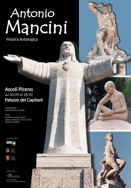 ANTONIO MANCINI mostra antolog