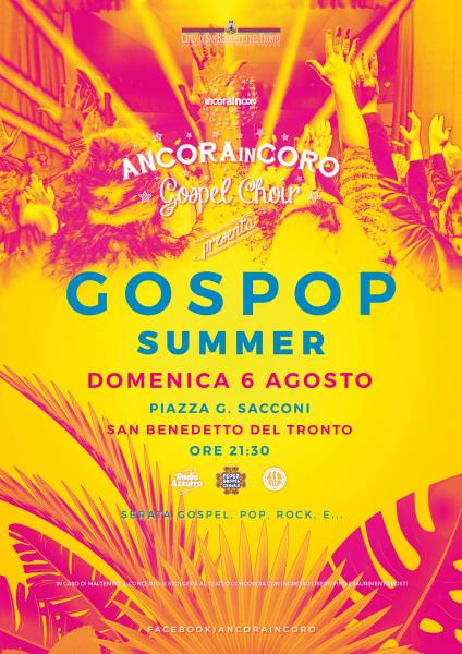 GOSPOP SUMMER