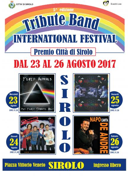Tribute Band International Festival