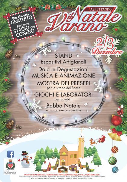 Immagini Aspettando Natale.Aspettando Il Natale A Varano 2017 Ancona An 02 12 2017