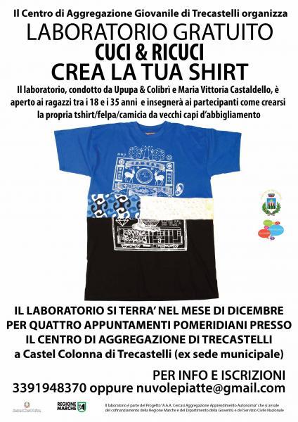 Al Cuci E Ricuci.Cuci Ricuci Trecastelli An 23 12 2017 Marche In Festa