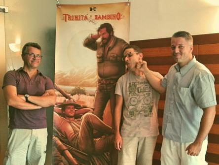 Bud Spencer e Terence Hill in mostra a Camerano