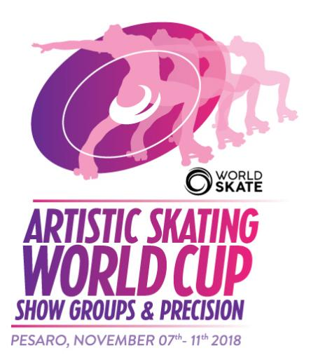 Artistic Skating World Cup Show Groups and Precision