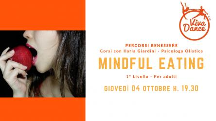 Mindful Eating 1° Adulti
