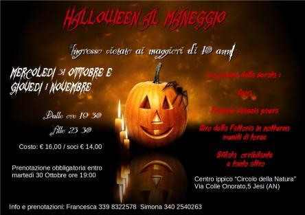 halloween al maneggio fd45b47e3510
