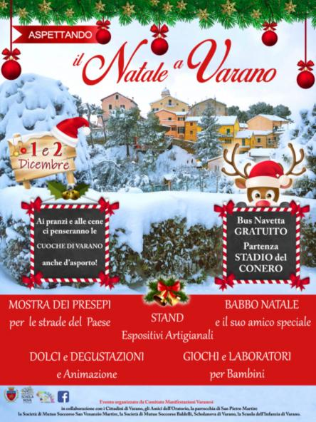 Immagini Aspettando Natale.Aspettando Il Natale A Varano Ancona An 01 12 2018