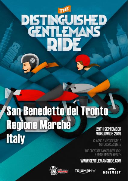 Distinguished Gentlemansride DGR2019