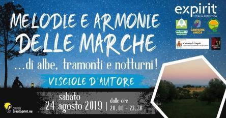 Calendario Mostre Ornitologiche 2019 Sicilia.Visciole D Autore Cingoli Mc 24 08 2019 Marche In Festa